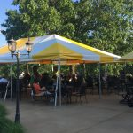 patio outdoor seating
